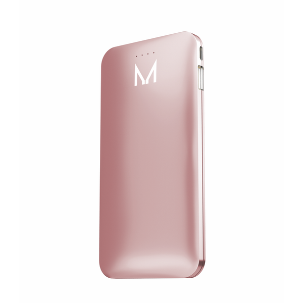 lumo 5000mAh power bank</br>blush gold - MOYORK CO