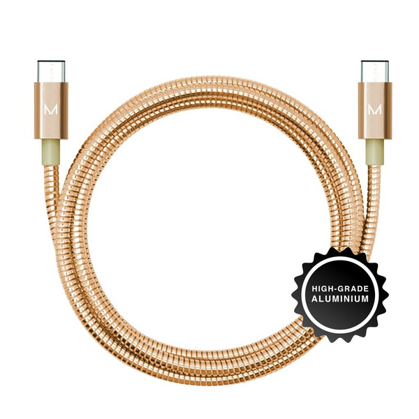 lumo usb-c charge & sync cable</br>dubai gold - MOYORK CO