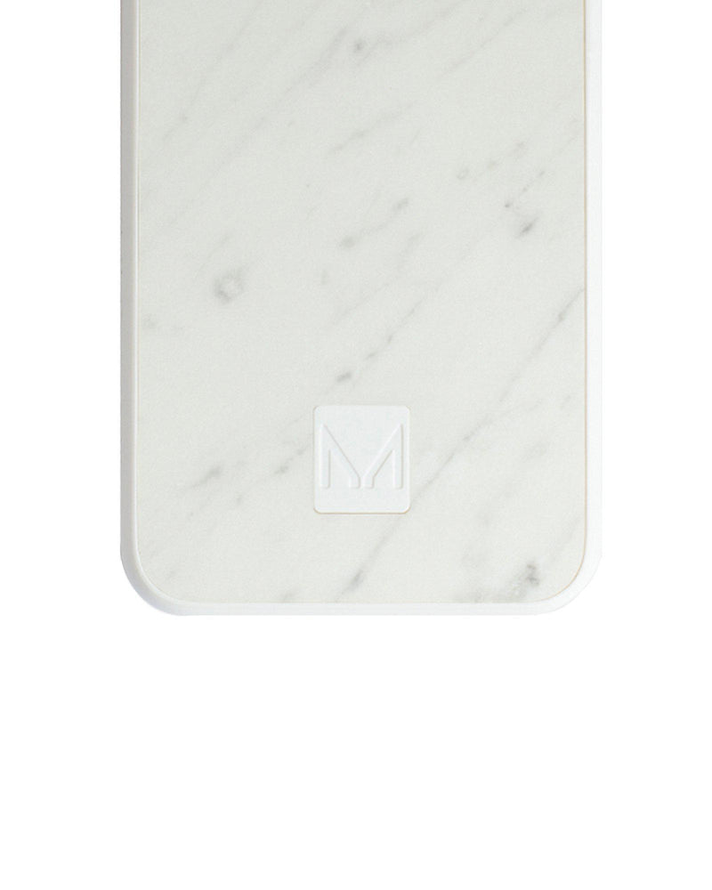 stone | marble case</br>swan white | iPhone 8/7/6s/6 - MOYORK CO