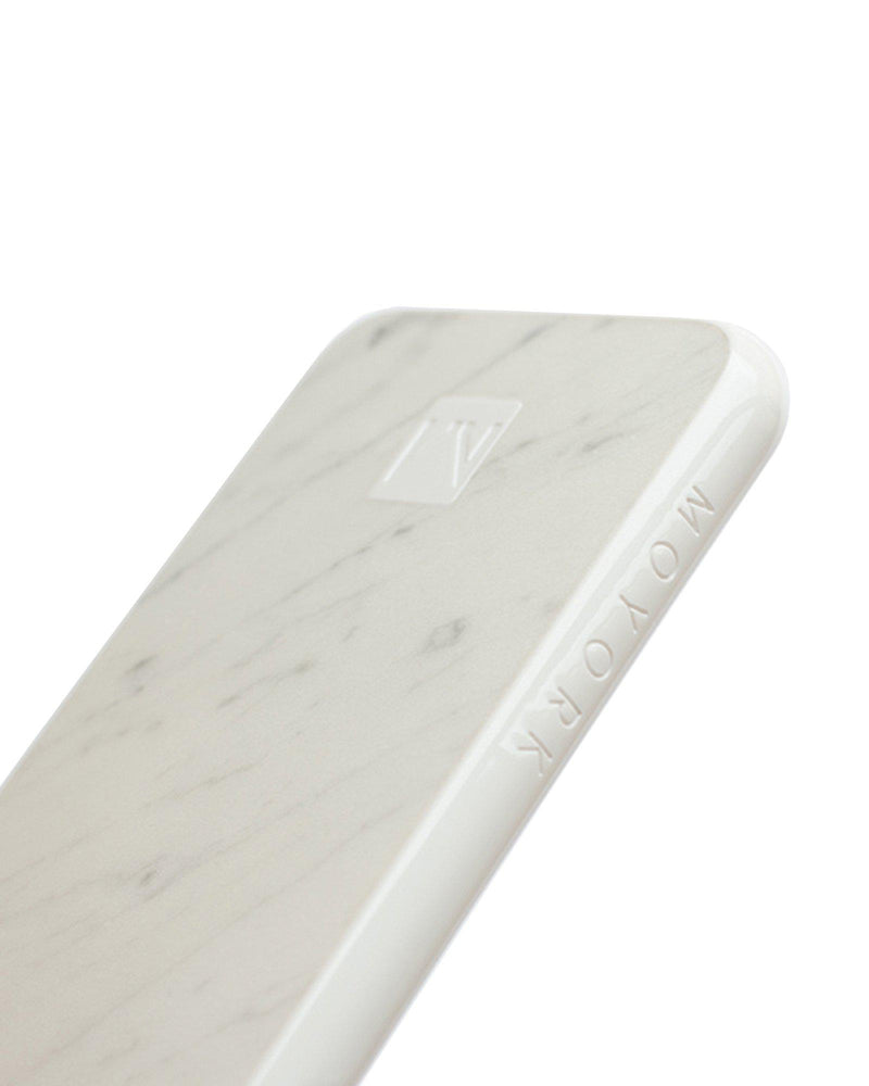 stone | marble case</br>swan white | iPhone 8 Plus/7 Plus/6s Plus/6 Plus - MOYORK CO