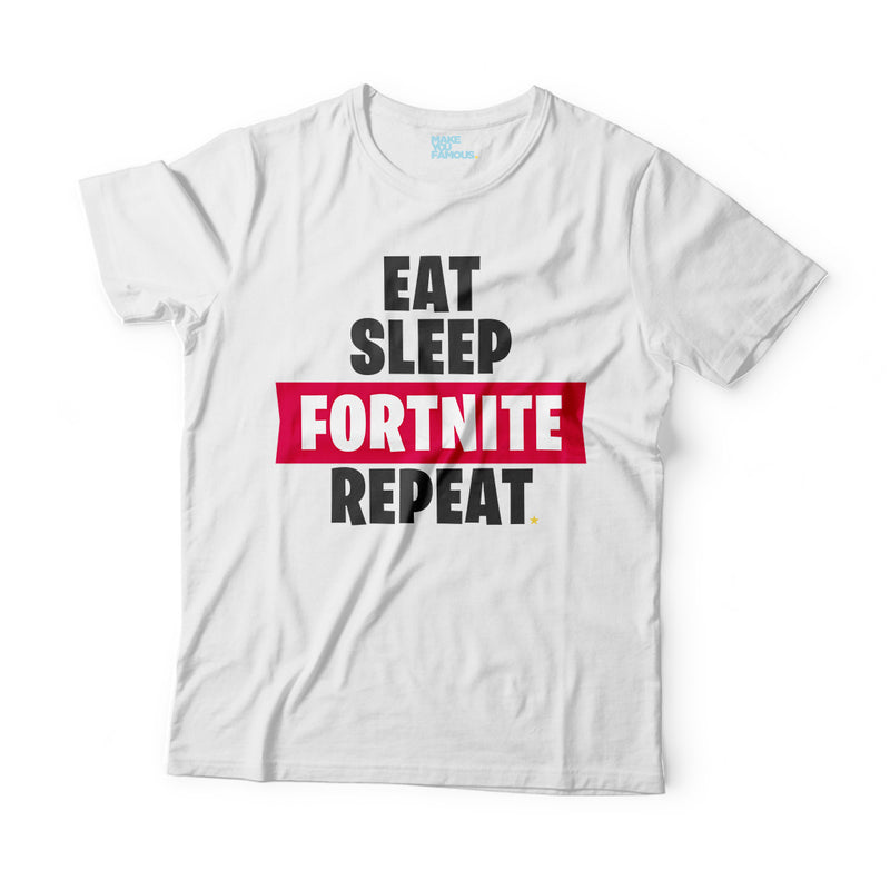 EAT. SLEEP. FORTNITE. REPEAT