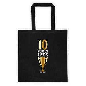 Tote bag  10 Pounds Less