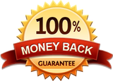 MenMonster Underwear 100% 30 Day Money Back Guarantee Badge Icon