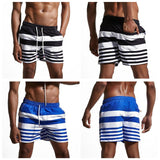 Striped Shorts - Men Monster [product_variant]