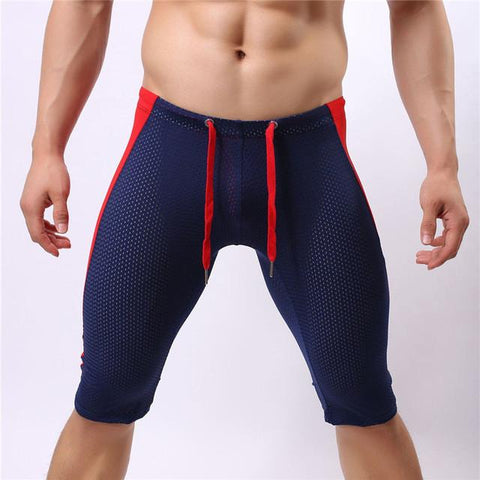 Chameleon Knee-Length Trunks - Men Monster [product_variant]