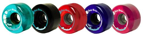 Suregrip Boardwalk Wheel 65mm 78a 8Pack