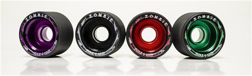 Suregrip Zombie Wheels Mid 62mm 4Pack