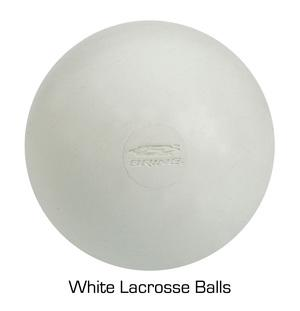 Proguard Lacrosse Ball NFHS White Each