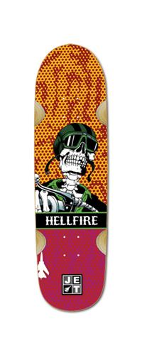 JET Hell Fire Shadow 8