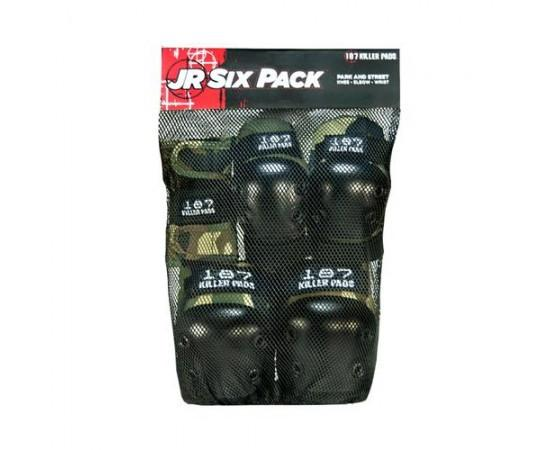187 Six Pack Junior Camo