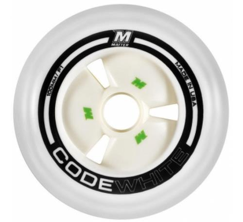 Matter Wheels Code - 8 Pack
