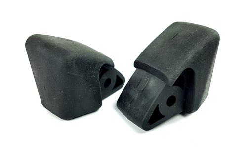 RDS Parts Heel Stop Black - Fits: Q80