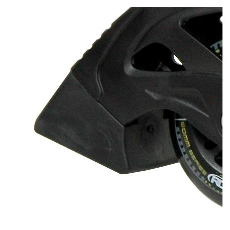 RDS Parts Heel Stop Black - Fits: Q60