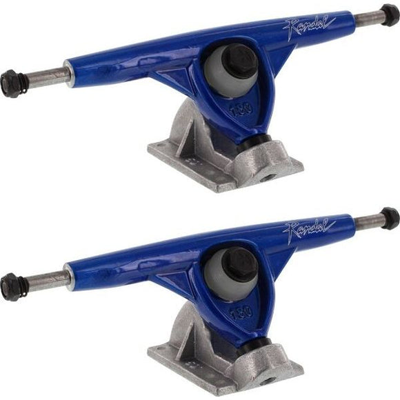 Suregrip Randal 180mm RII Truck Candy Blue w Raw Baseplate  Each