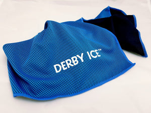 Derby Ice Towel Blue
