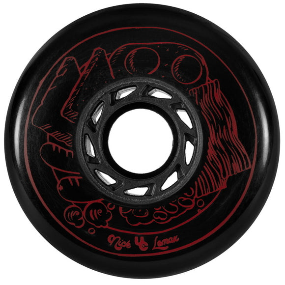 Undercover Wheels Nick Lomax Foodie 2nd Ed. 80mm 88a - 4 Pack