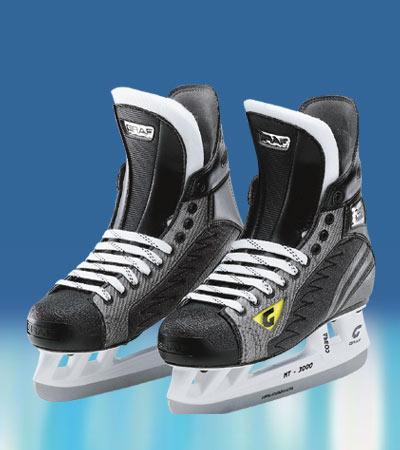 Graf 735 TLI Integrated Hockey Skate