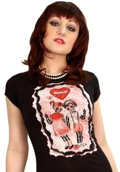 Sourpuss F*ck Off & Die T-Shirt L