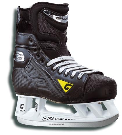 Graf Ultra G 5 Hockey Skate Black