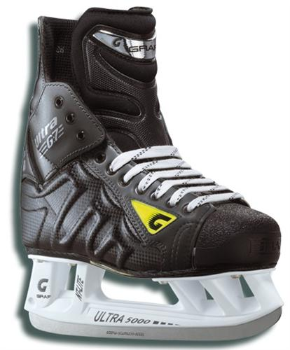 Graf Ultra G 7 Hockey Skate Black