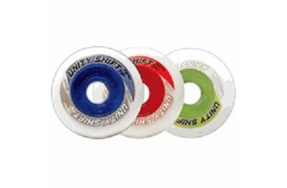 Hyper Wheels Unity Shift 80mm 76a Blue White - Each