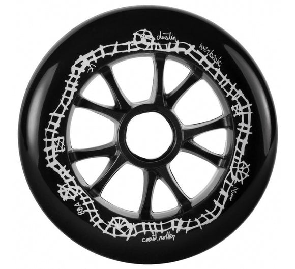Undercover Wheels Dustin Werbeski Circus 110mm 88a Each