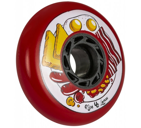 Undercover Wheels Nick Lomax Foodie 80mm 88a - 4 Pack