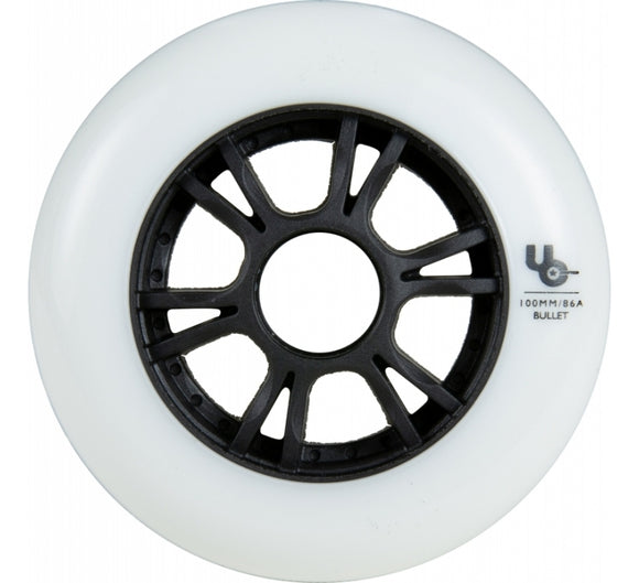Undercover Wheels Team 110mm 86a Each