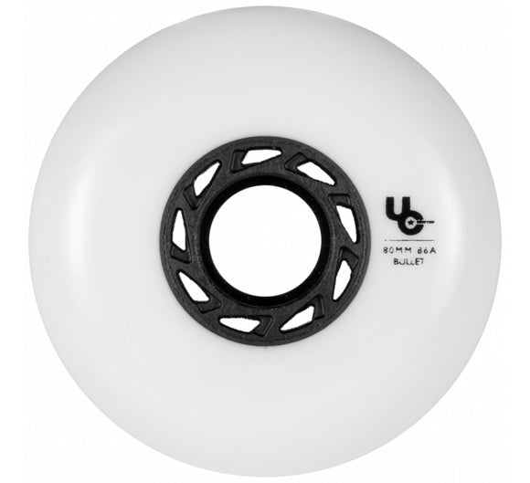 Undercover Wheels Team 80mm 86a 4 Pack