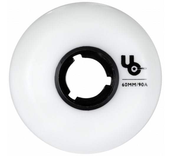 Undercover Wheels Team 60mm 90a 4 Pack