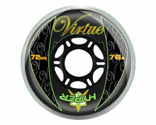 Hyper Wheels Virtue 76a - 4Pack