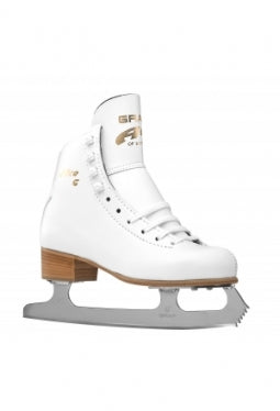 Graf Ace Figure Skate White