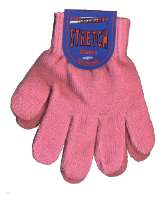 Proguard Knit Gloves Junior Pink