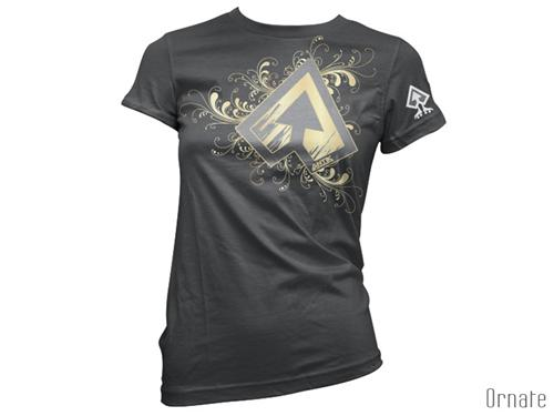 ANTIK Tshirt Ornate
