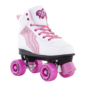 Rio Roller Pure Roller Skates White and Pink