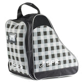 SFR Skate Bag Black Check