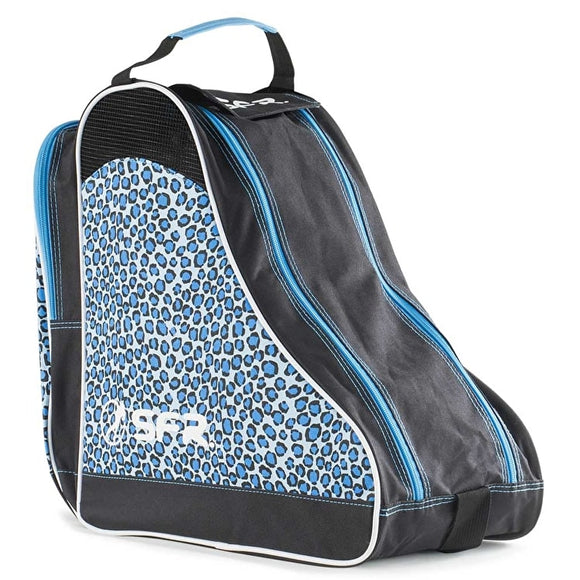 SFR Skate Bag Blue Leopard