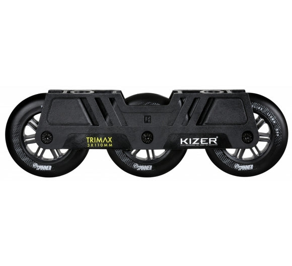 Kizer Trimax Frame 3x110 Complete (Wheel Combo)