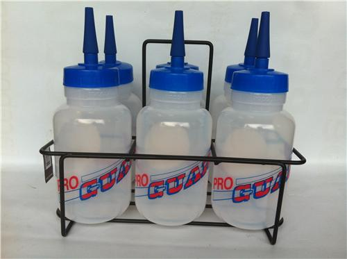 Proguard Water Bottle Combo Pack - Extension Cap and Bottle Holder, 6 Pack