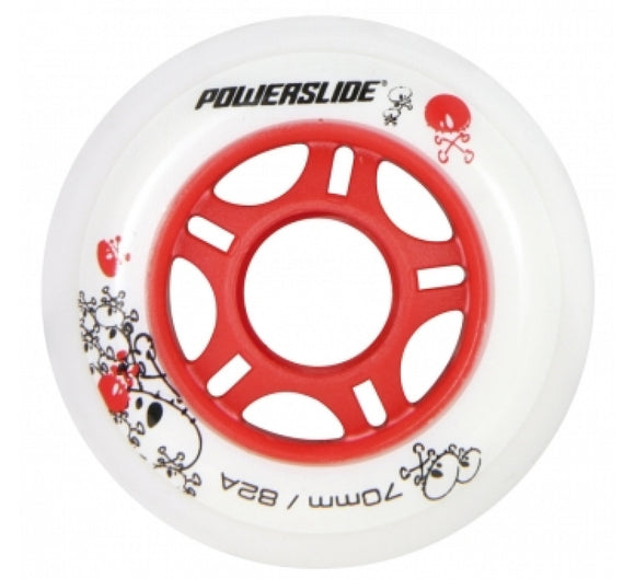 Powerslide Jr 64mm 82a Wheels 4 Pack