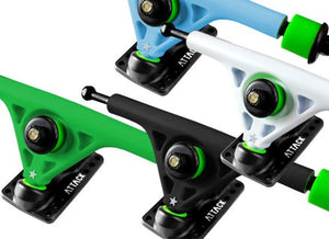 ABEC 11 Blackstar Truck 180mm 45/45 Blue Pair