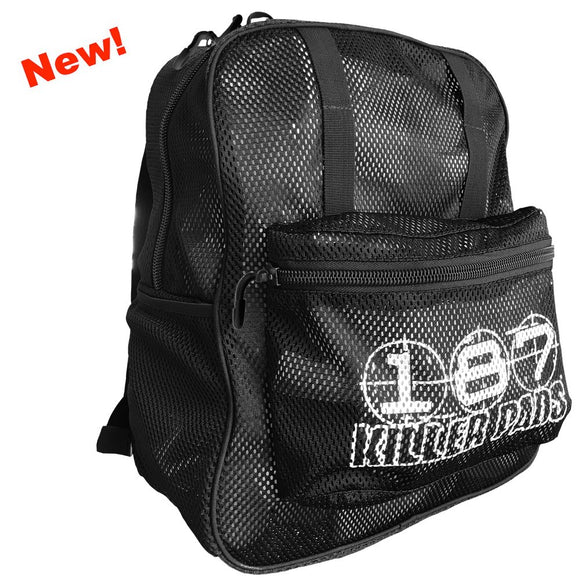 187 Mesh Backpack