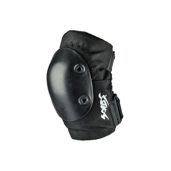 Smith Scabs Elite Elbow Pad Black w Black Caps
