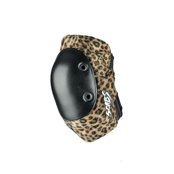 Smith Scabs Elbow Pad Leopard Brown