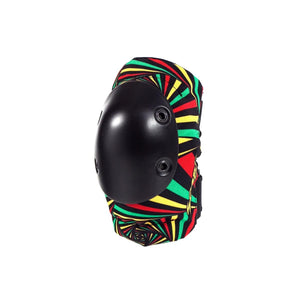 Smith Scabs Elbow Pad Hypno Rasta