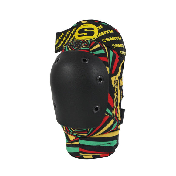 Smith Scabs Knee Pad Hypno Rasta