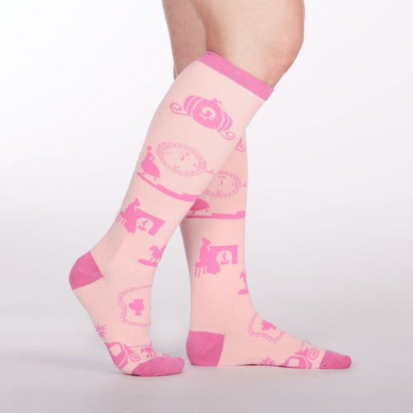 Sock it to Me Happily Ever After Knee High Socks