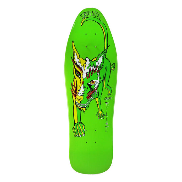 Schmitt Stix Chris Miller Mini Deck- 9.125