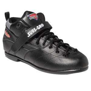 Suregrip Rebel Roller Skate Boot Black