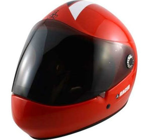 Triple 8 Racer Helmet Red